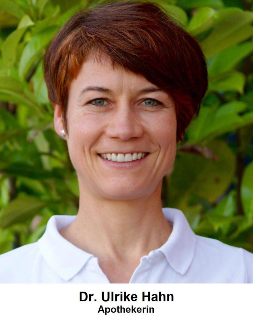 Dr Ulrike Hahn